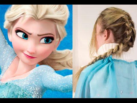 diy costume elsa la reine des neiges youtube