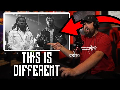 CRYPT REACTS to KSI – Cap (feat. Offset) [Official Music Video]