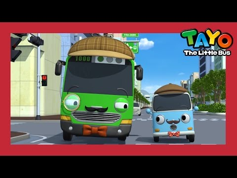 Tayo Season 4 Best Scences l The Little Buses l Tayo the Little Bus