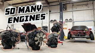 Buying a TRUCK FULL of engines - horrible idea??