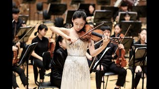 Mendelssohn Violin Concerto -이윤서, 개교50주년기념 예원학교 정기연주회 (Lee Yoon Seo, 14yrs old) 롯데콘서트홀