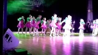 Малинки отчетный концерт Раменское 2013г.