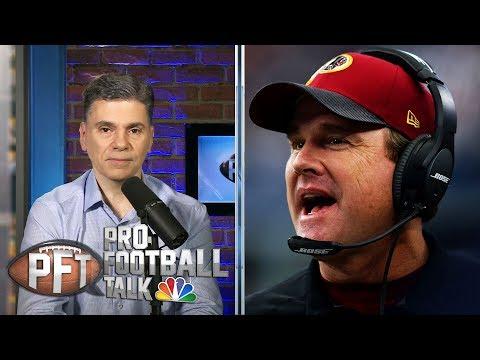 NFL offseason examination: Redskins undergo transformation at QB  Pro Football Talk  NBC Sports