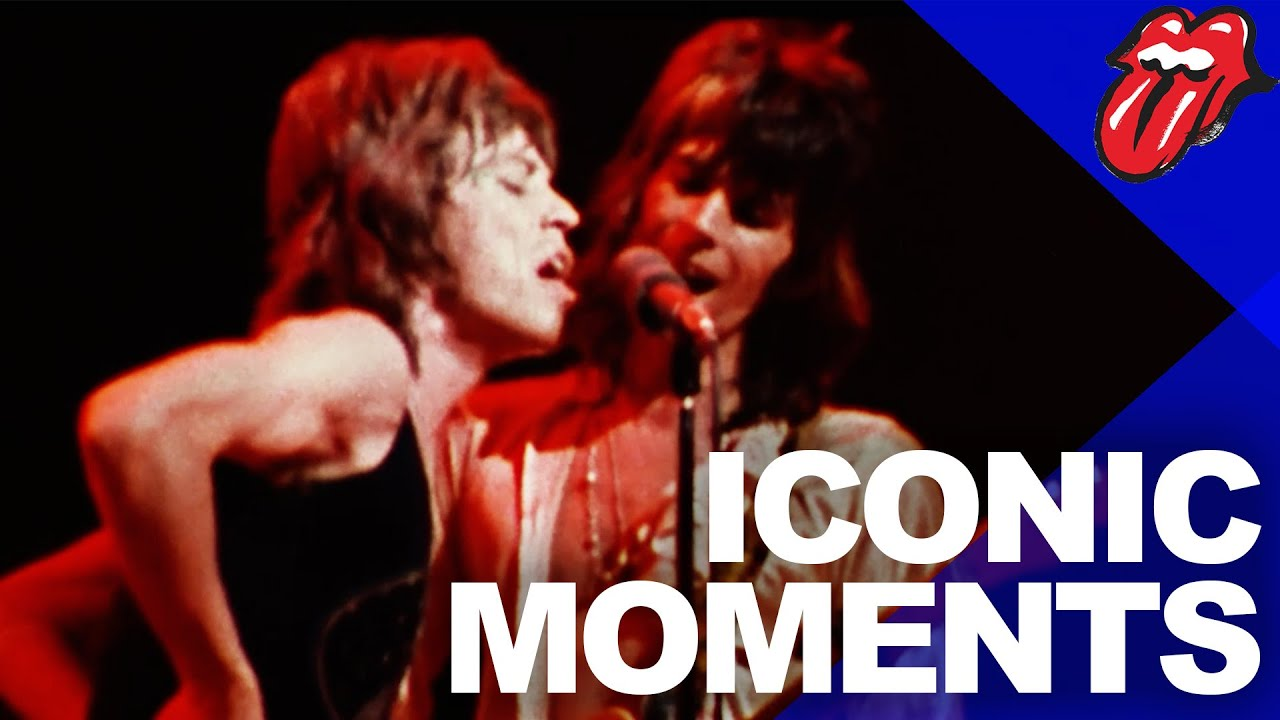 Iconic Rolling Stones Moments from the 70s!