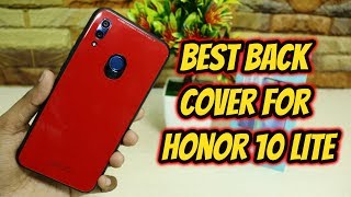 Best Back Cover For Honor 10 Lite.