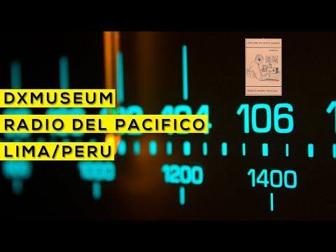 Sons do mundo pelo dial - Radio del Pacifico