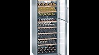 LIEBHERR WTes 5972 borhűtő - bortemperáló