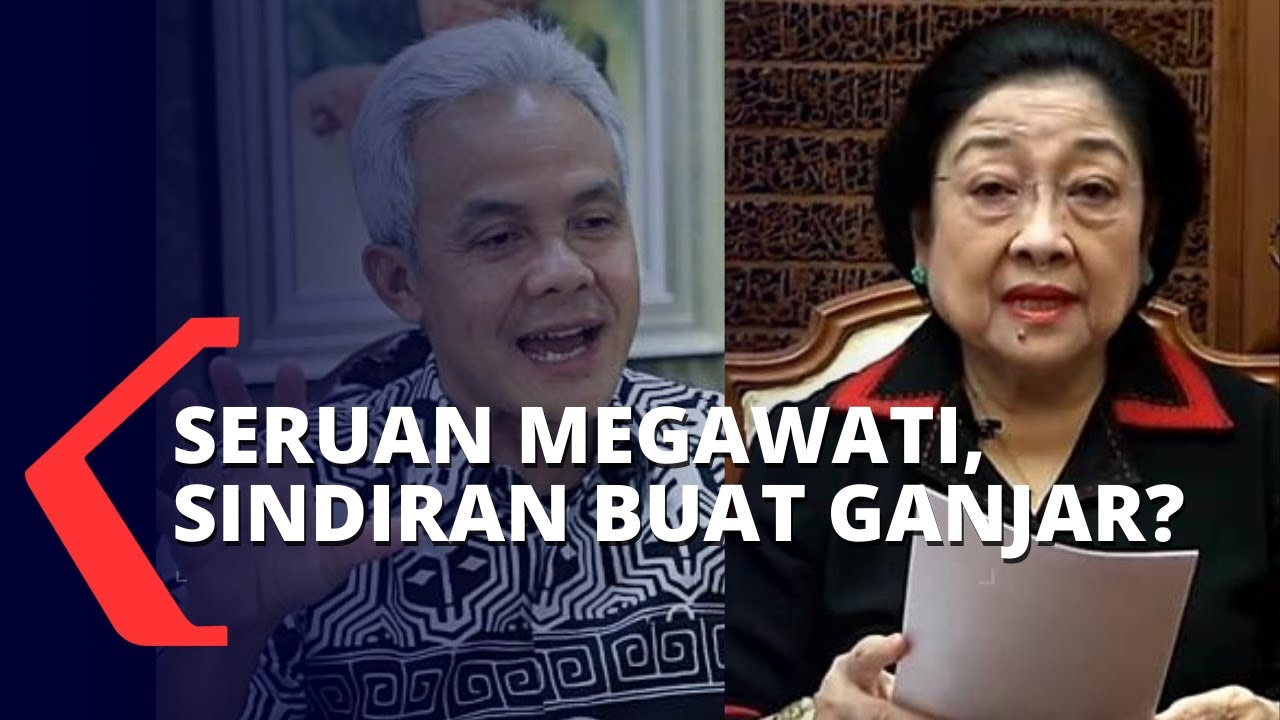 Benarkah Seruan Tegas Megawati sebagai Sindiran untuk Ganjar Pranowo? Ini Kata Ketua DPC PDIP Solo
