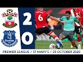 SOUTHAMPTON 2-0 EVERTON | PREMIER LEAGUE HIGHLIGHTS