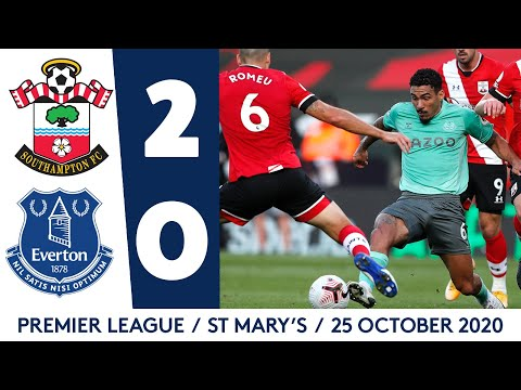 Southampton Everton Goals And Highlights