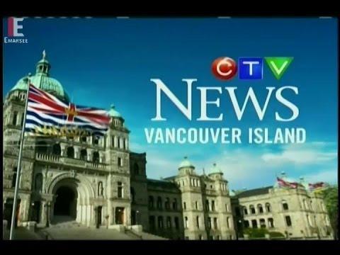 CTV News Vancouver Island @ 6 - Open February 14, 2014 ...