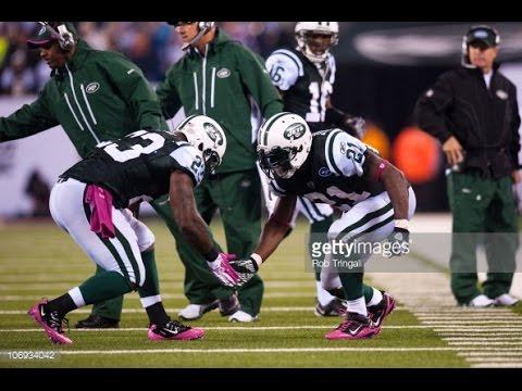 LaDainian Tomlinson and Shonn Greene NY Jets highlights