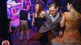 Jiving Rockets 2nd B-Day. Nice people, best music, crazy dancing.