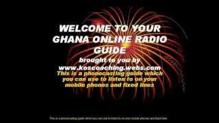 modern ghana radio online