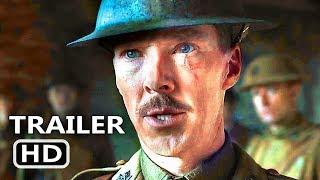 1917 Official Trailer (2019) Benedict Cumberbatch, Richard Madden Movie HD