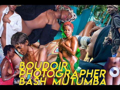BASH MUTUMBA - UGANDAN BOUDOIR PHOTOGRAPHER