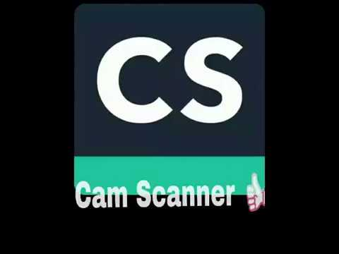 Cara Scan Dokumen Dengan Cepat Pakai Hp Android Dengan Cam Scanner Youtube