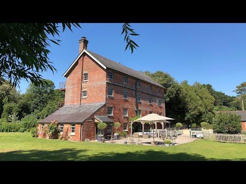 Sopley Mill UK Wedding Venue Show Around (Virtual Tour)
