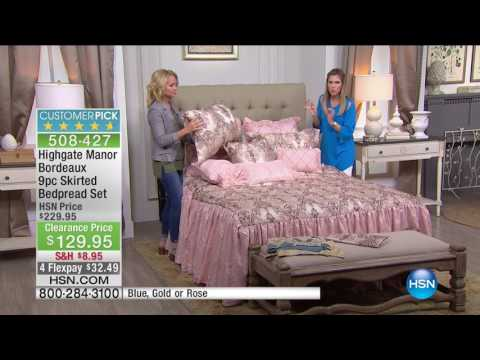 HSN | Bedding Clearance 06.06.2017 - 06 AM