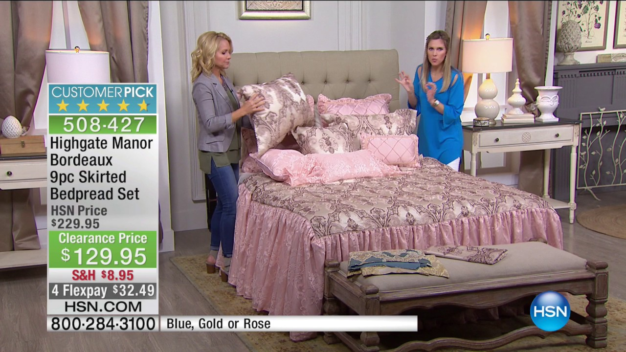 hsn | bedding clearance 06.06.2017 - 06 am - youtube