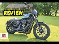 Sportster 1200 Iron First Ride 2018