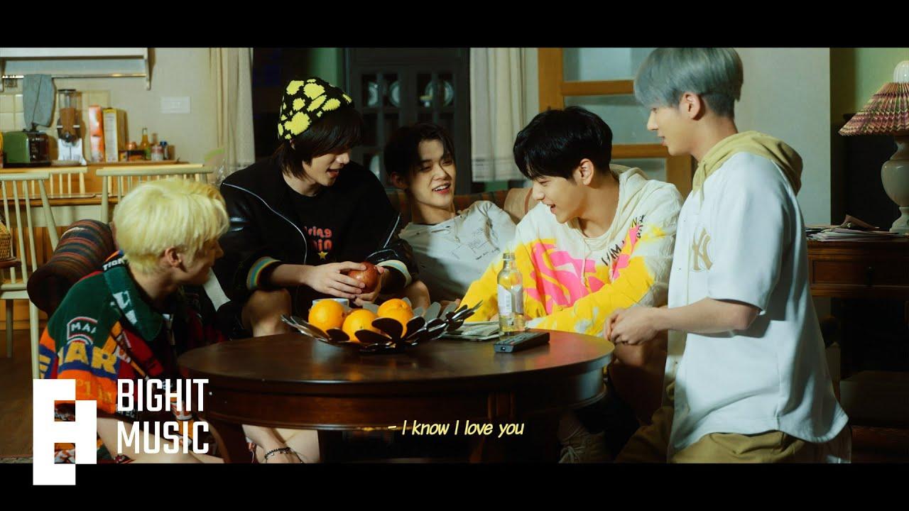 TXT (투모로우바이투게더) '0X1=LOVESONG (I Know I Love You) feat. MOD SUN' Official MV