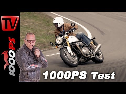 Triumph Thruxton 1200 R  - Retrobike 2018 Vergleich Teil 3 von 8