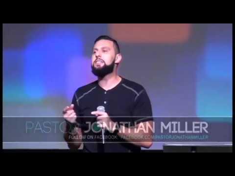 "Pastor Jonathan Miller - ""Shout Favor"""