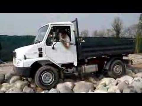 bremach 4x4 off road test truck 4 youtube. Black Bedroom Furniture Sets. Home Design Ideas