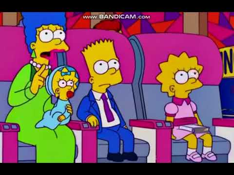 The Simpsons - Mr Burns Takes Over The Springfield Church [Funny Simpsons Clips]
