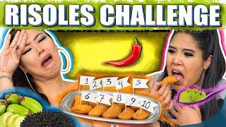 RISOLES CHALLENGE! | Blog das irmãs