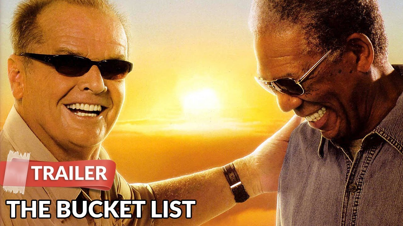 the bucket list 2007 trailer hd | jack nicholson | morgan freeman