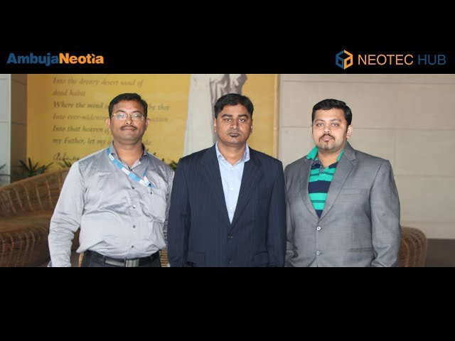 Orduino Labs Pvt Ltd | Neotec Hub | Ambuja Neotia