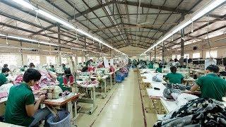 Xưởng may gia công áo thun in hình, áo đồng phục, áo thun quảng cáo, áo nhóm, áo lớp giá rẻ
