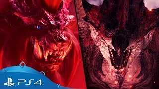 Monster Hunter: World | Elder Dragons Trailer | PS4