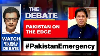 All-Out Civil War Like Situation Arises In Pakistan | The Debate With Arnab Goswami