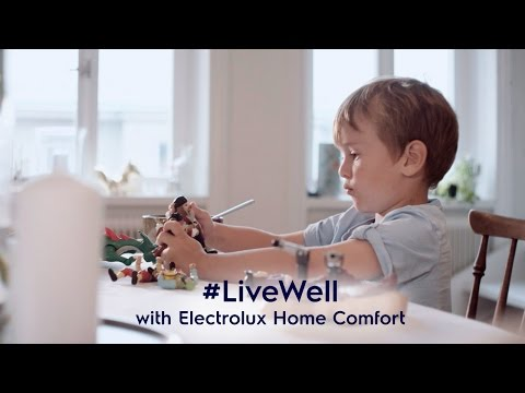 Health and Wellbeing Starts at Home with Electolux