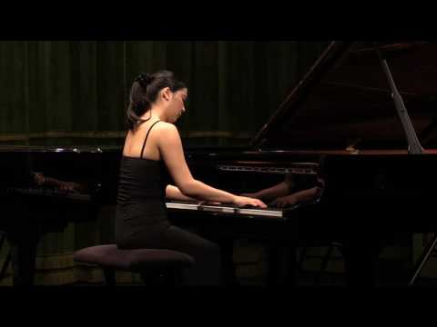 Miho Morimoto(pf) in Liszt Ferenc International Piano Competition(Budapest, Hungary) 1st round