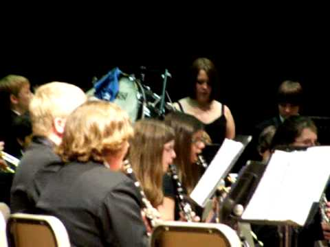 Moore Middle School - Music in the Parks Part #1