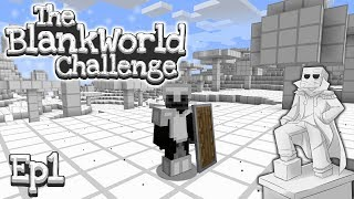 The Blank World Challenge Ep1, Esto es para locos