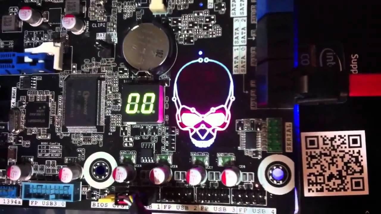 Drivers: Intel DP67BG / DZ68ZV