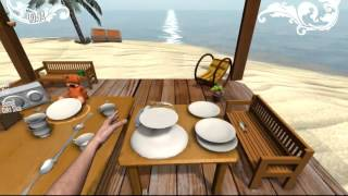 【実況】紳士によるテーブルマナーを見たまえ Tea Party Simulator 2015