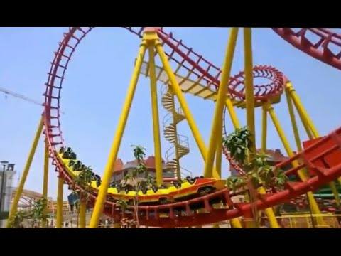 All Running Dry Rides @ Wonderla Hyderabad
