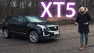 Cadillac XT5 2020 - вещь!