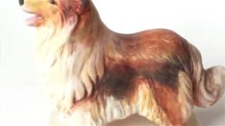 Собаки. Скульптуры и мастер-модели.