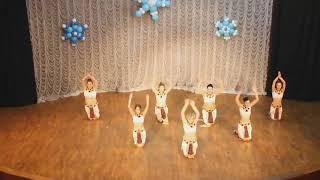 BellyDance Фараонник тренер Наталья Червоноштан Новогодний Концерт СТ Rakassa 24.12.17