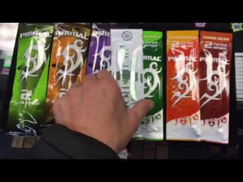 Healthier Herbal Blunt Wrap