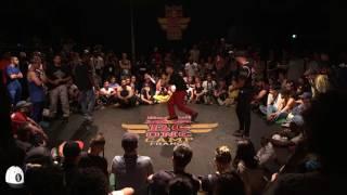 Pac Pac & Nabster vs Dany & Mounir 2vs2 | 1/2 finale Red Bull BC One Camp 2017 | Hip Hop Corner