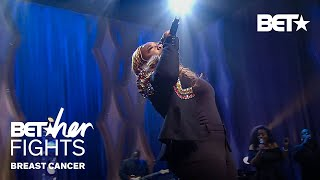 """Jekalyn Carr Lifts Up The Crowd With """"I See Miracles"""" Performance 