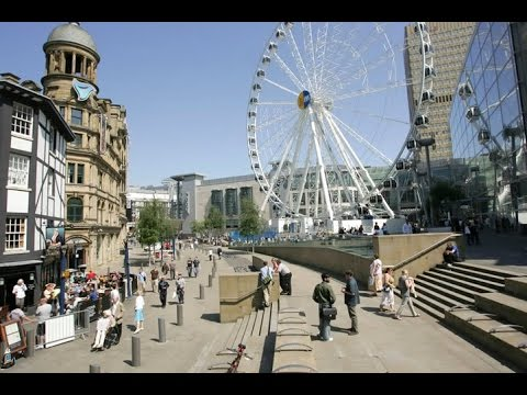 Manchester, City of Manchester, England, United Kingdom, Europe